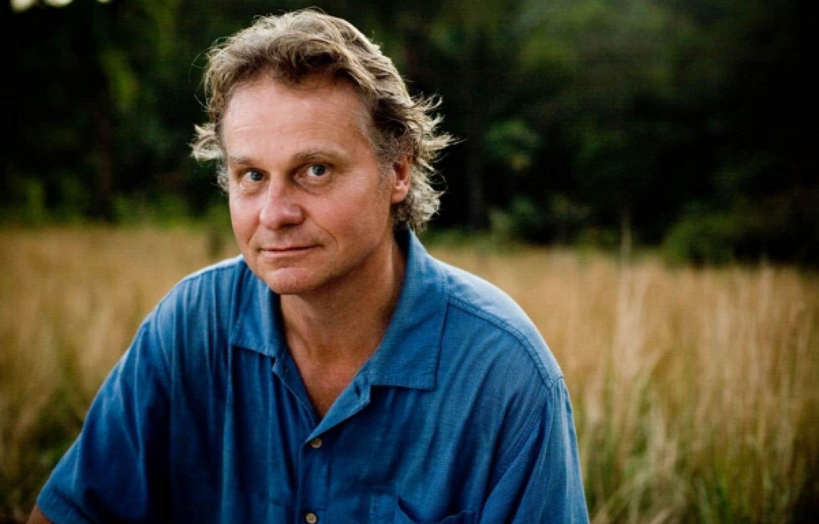 L'anthropologue canadien Wade Davis<br />