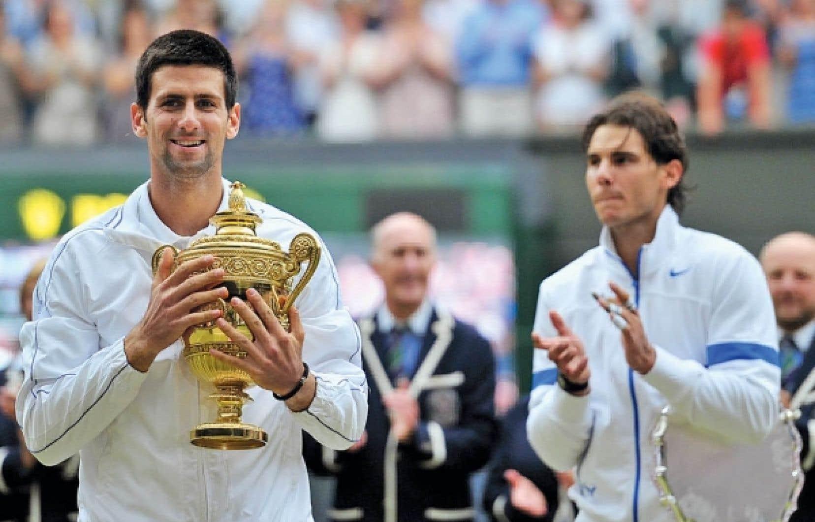 Djokovic Nadal Wimbledon 2021