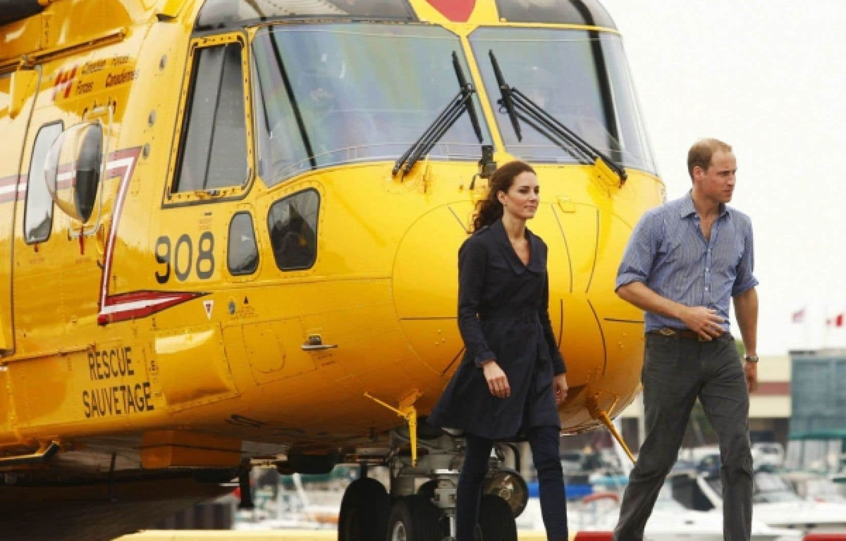 La journée du couple royal s'est terminée à Summerside, à l'Île-du-Prince-Édouard.<br />