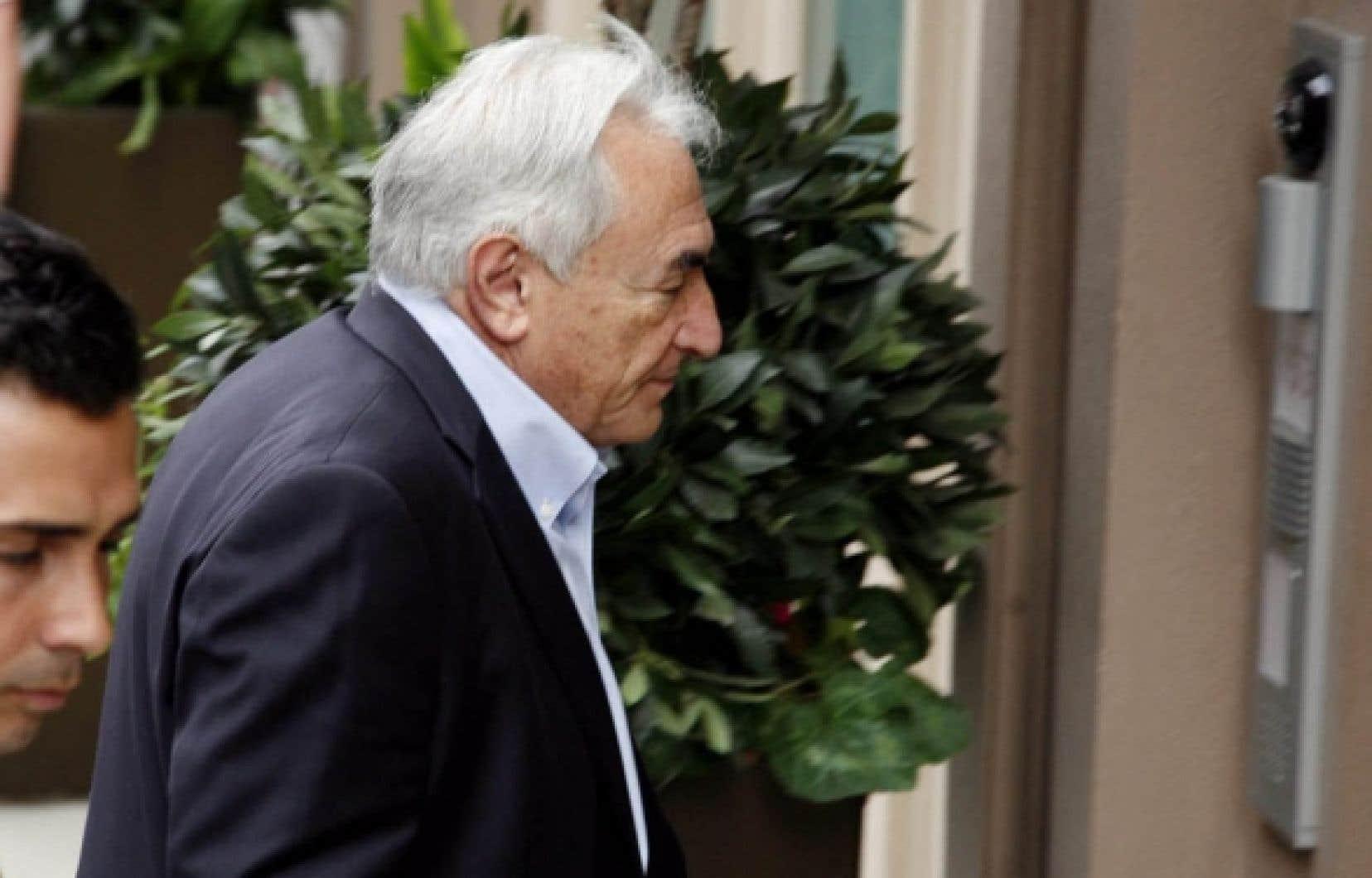 Les rebondissements n'en finissent plus autour de l'ancien grand patron du Fonds monétaire international (FMI), Dominique Strauss-Kahn.