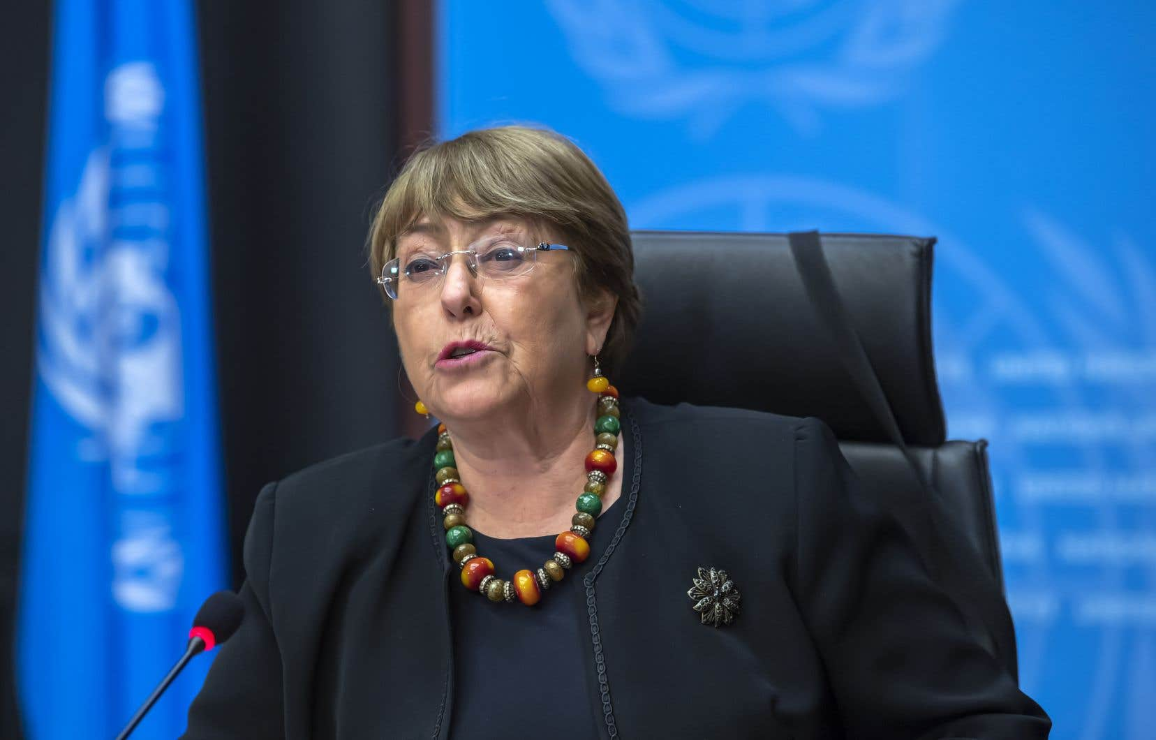 «Il existe aujourd'hui une possibilité d'importance capitale de marquer un tournant pour l'égalité et la justice raciales», relève le rapport présenté lundi par la Haute-Commissaire de l'ONU aux droits de l'Homme, Michelle Bachelet.