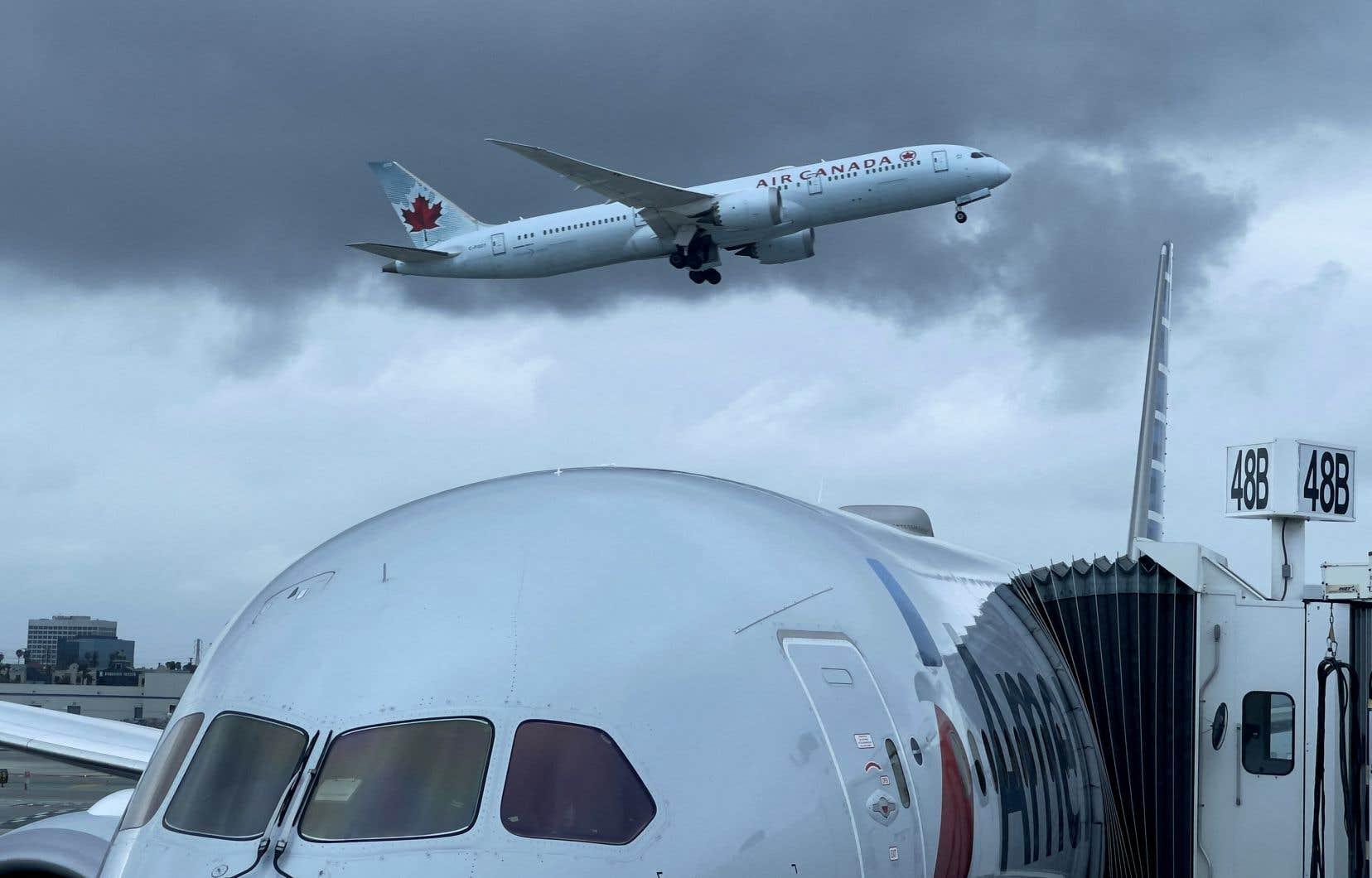 Durant la crise sanitaire, Air Canada a mis à pied près de 20000 employés, soit 60% de ses effectifs.