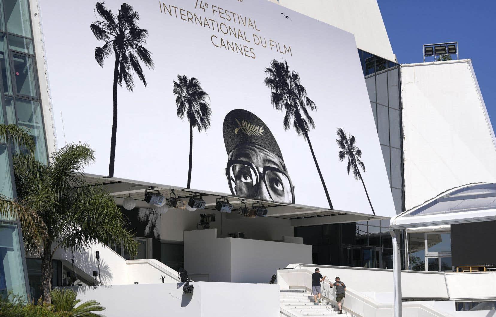 La 74e édition du Festival de Cannes démarre mardi, en France.