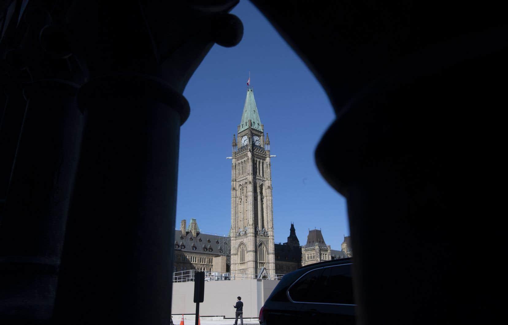 Les libéraux se sont défendus d'allégations de dépenses partisanes lors des dernières périodes de questions avant le congé estival, à la fin juin.