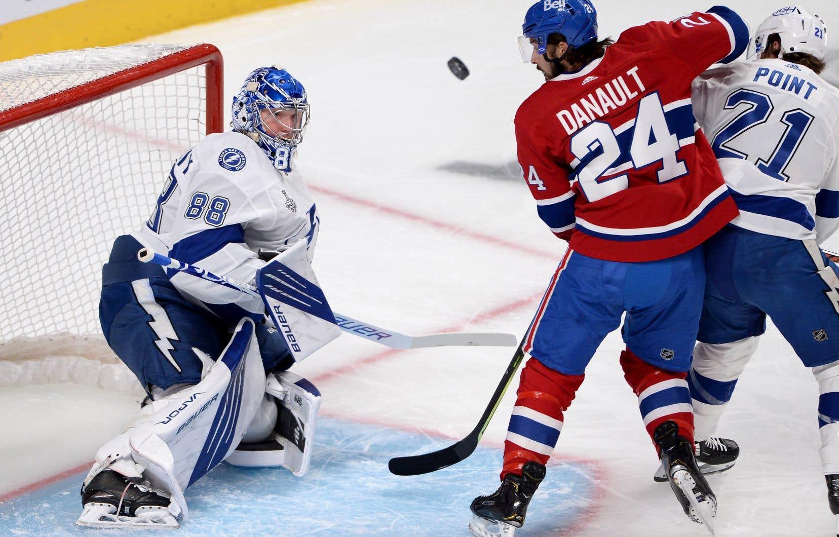Au-delà des performances sportives, la valeur de Danault est hautement symbolique pour le Canadien.