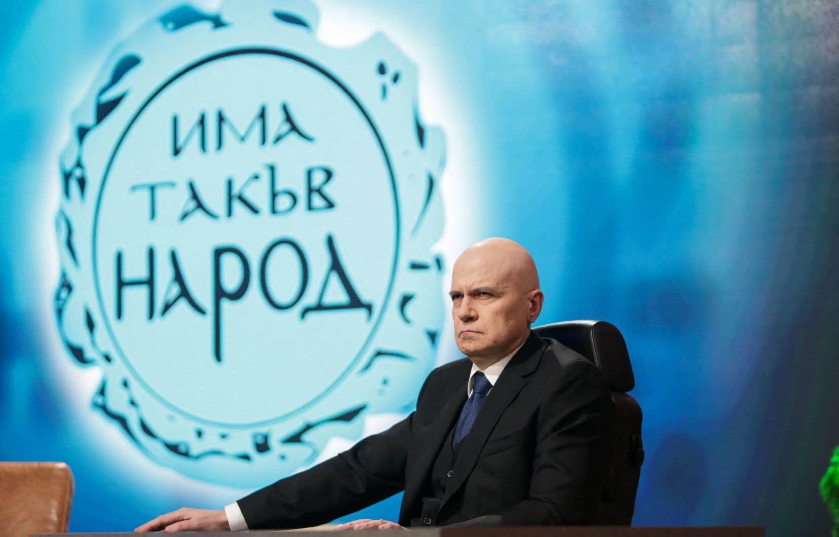 « Slavi », comme l'appellent les Bulgares, a remercié ses électeurs pour leur « fantastique soutien ».