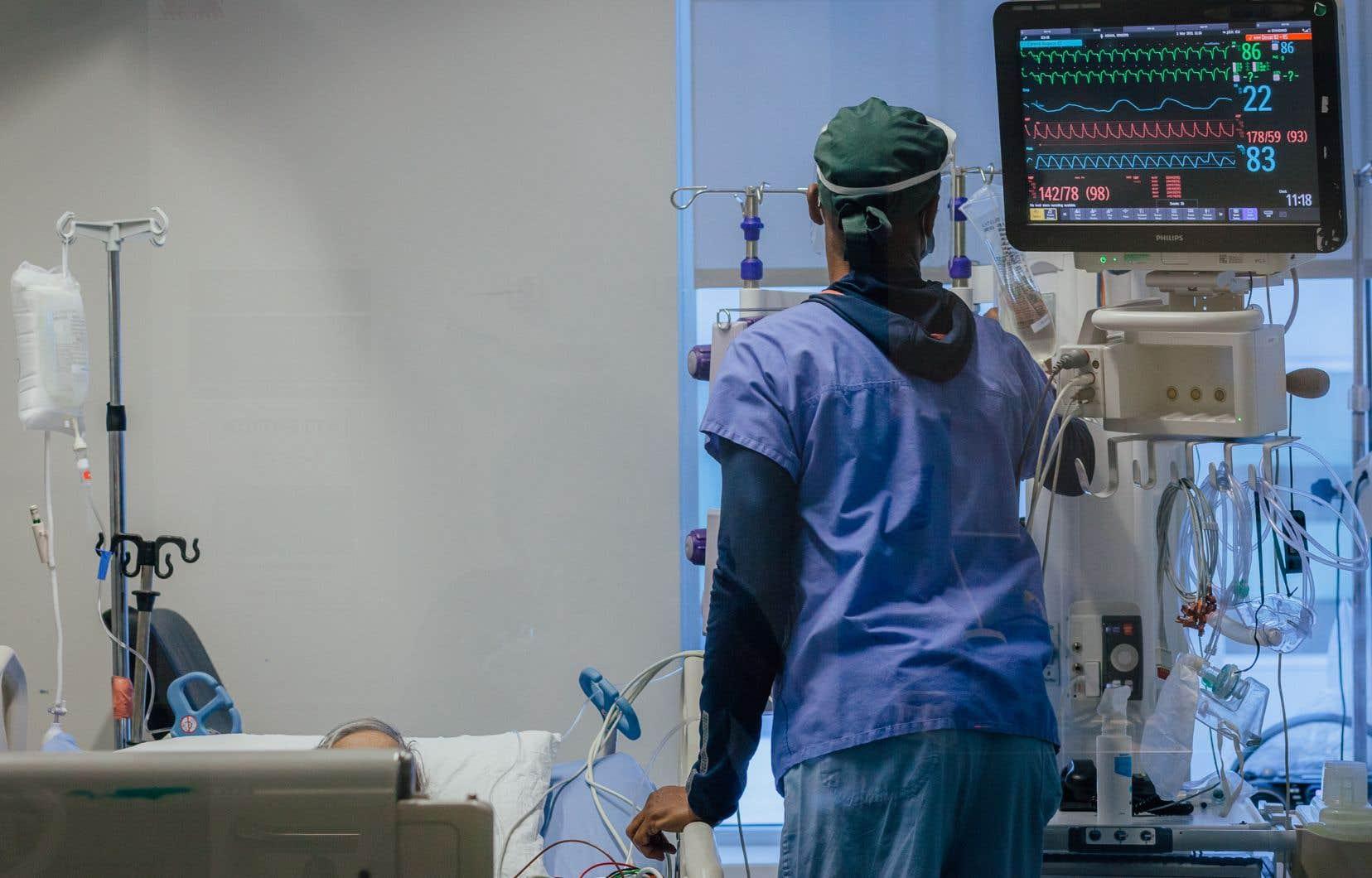 Le CISSS des Laurentides avait demandé l'intervention du Tribunal administratif du travail, après le «sit-in» de sept infirmières de l'urgence d'Hôpital de Mont-Laurier. (Photo d'illustration)
