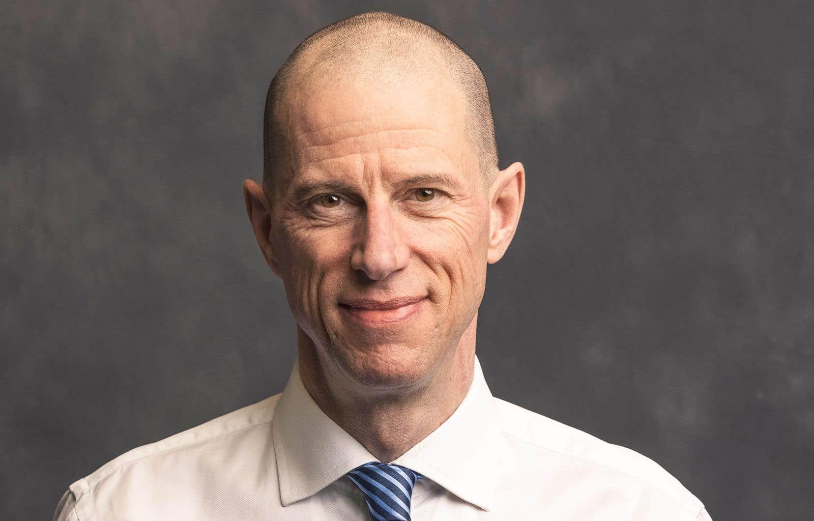 Le président de l'entreprise Premier Tech, Jean Bélanger