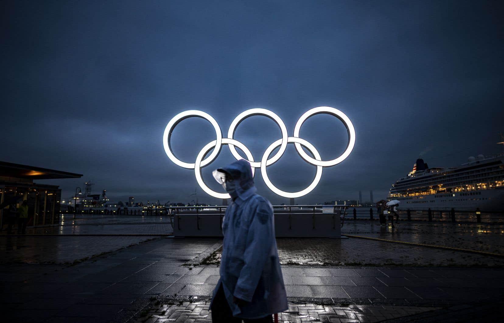 La firme a signé une entente de commandite mondiale avec les Jeux olympiques en 2015. Le contrat de huit ans s'élevait, semble-t-il, à près d'un milliard de dollars.