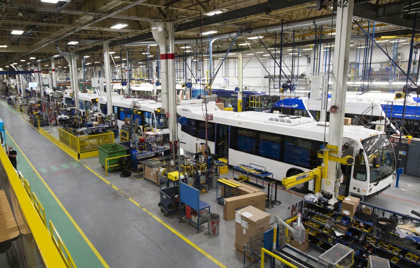 Les produits fabriqués au Canada sont confrontés à des difficultés sur le marché en raison du nombre croissant de dispositions d'achats locaux «Buy American» aux États-Unis.