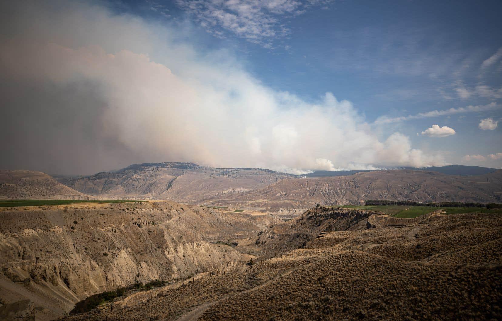 Les conditions météorologiques actuelles en Colombie-Britannique pourraient conduire à un comportement d'incendie plus grave et à davantage d'évacuations.