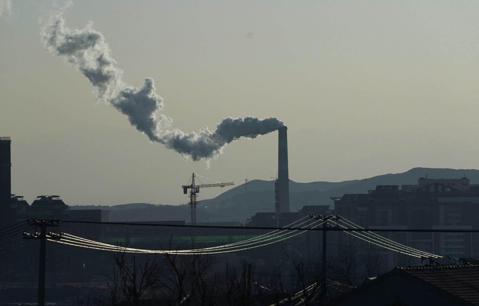 Les émissions mondiales de CO2 devraient atteindre un niveau jamais vu d'ici 2023.