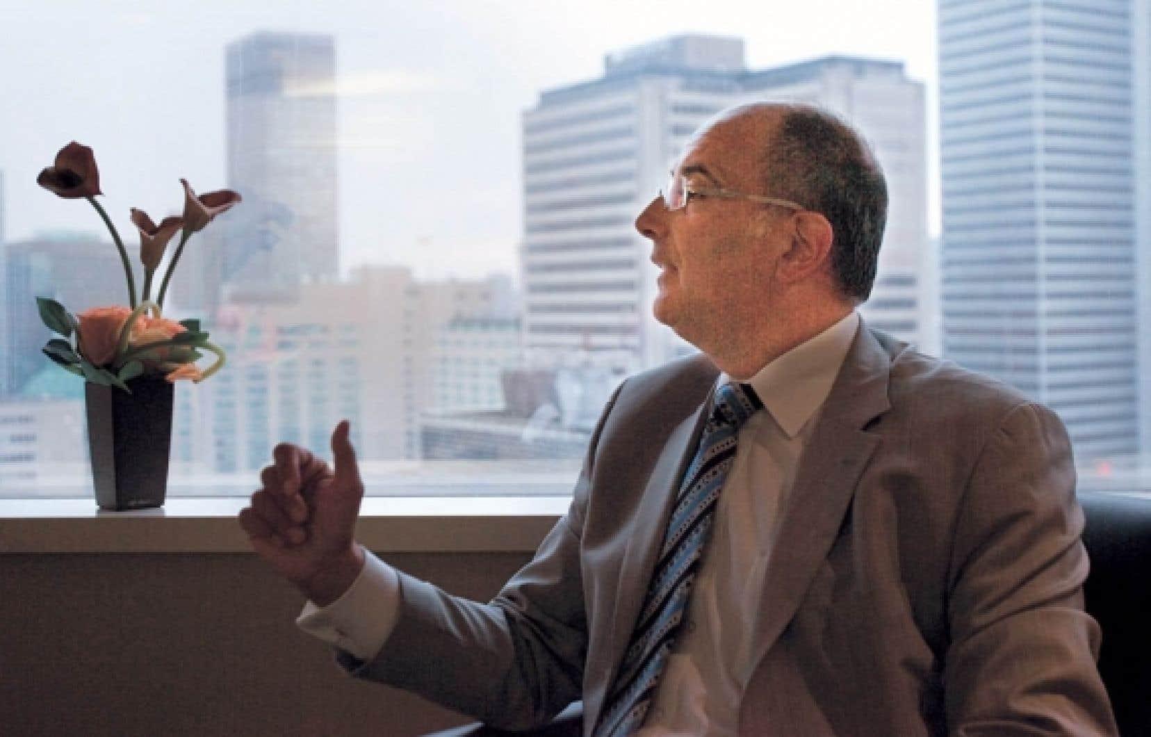 Emilio B. Imbriglio est président du conseil de direction de RCGT et responsable du Groupe-conseil en finance d'entreprise du cabinet. Il a été été le conseiller principal du gouvernement québécois dans le projet de partenariat public-privé du CHUM. <br />