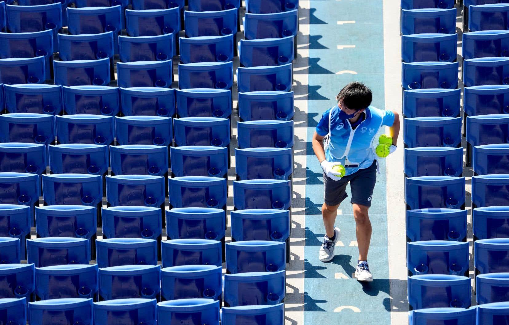 L'exclusion des spectateurs par les autorités japonaises risque d'affecter les Jeux et les athlètes, pour qui l'interaction avec la foule est une partie importante de la compétition.