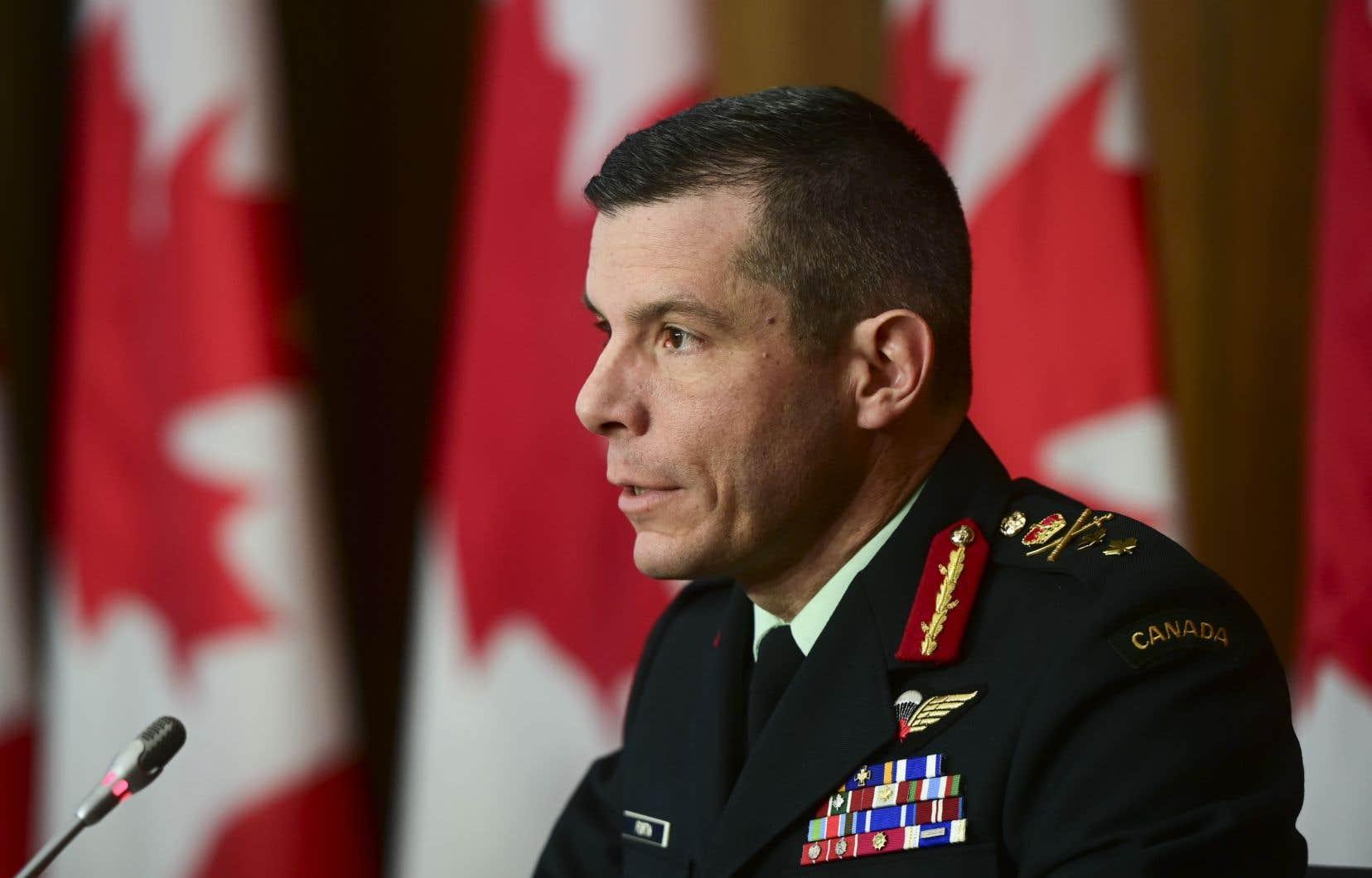 «La réputation que j'ai bâtie au cours de trois décennies au service de mon pays a été irrémédiablement ternie», a déclaré Dany Fortin.