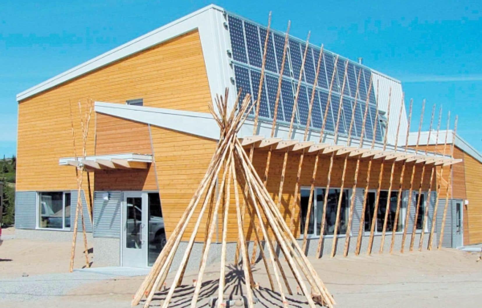De nouvelles infrastructures verront bientôt le jour à la station de Whapmagoostui-Kuujjuaraapik, dont un centre scientifique communautaire.<br />