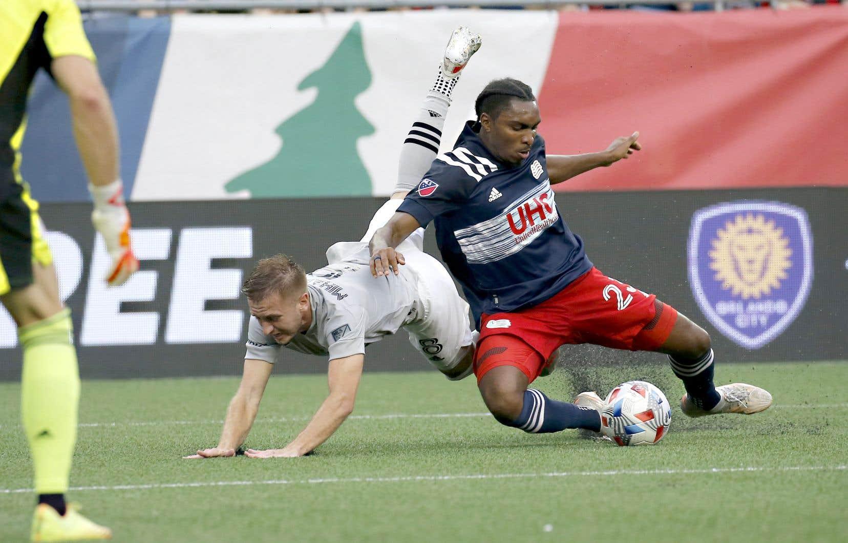 Djordje Mihailovic avait redonné l'espoir au CF Montréal, dimanche soir, en fin de match, contre le Revolution de la Nouvelle- Angleterre.