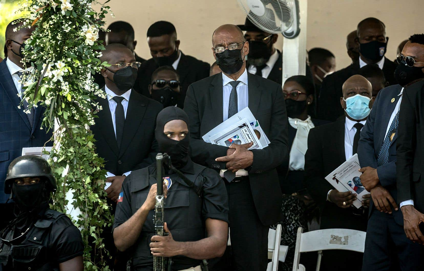 Le nouveau premier ministre d'Haïti, Ariel Henry, a promis de traduire en justice les assassins de Jovenel Moïse.