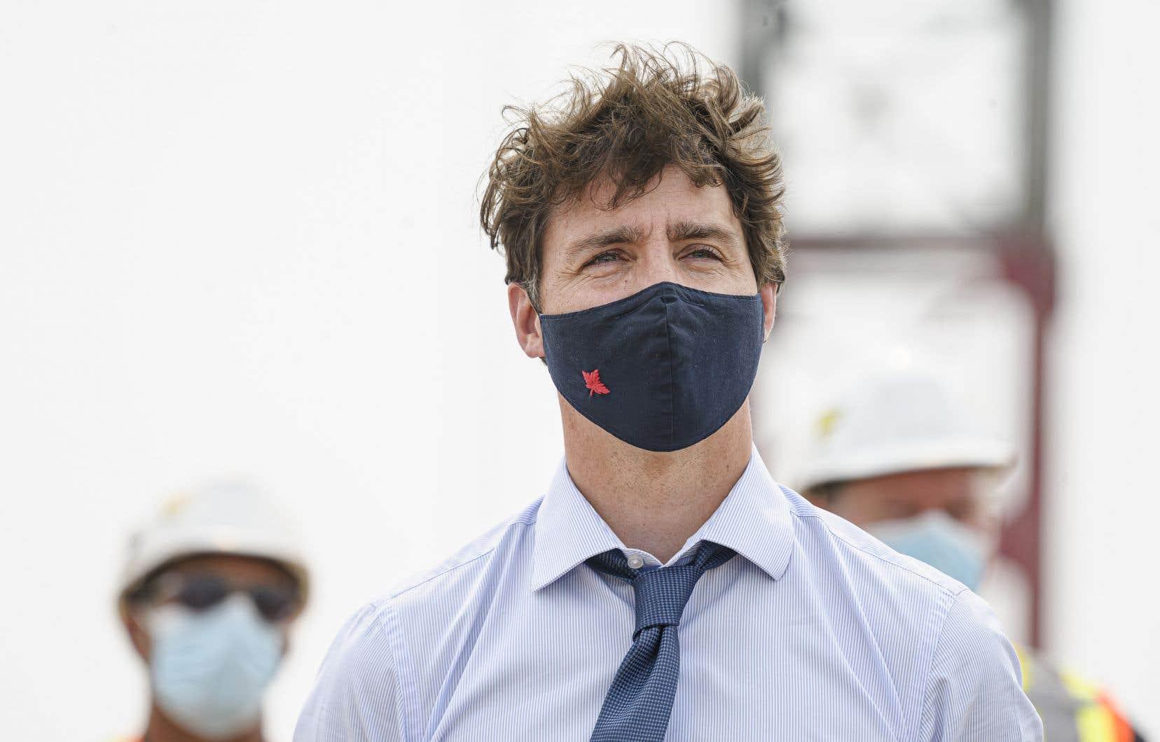 «Je pense que le [Canadien] a des explications à offrir aux Montréalais et aux fans à travers le pays», a déclaré M.Trudeau en conférence de presse mardi.