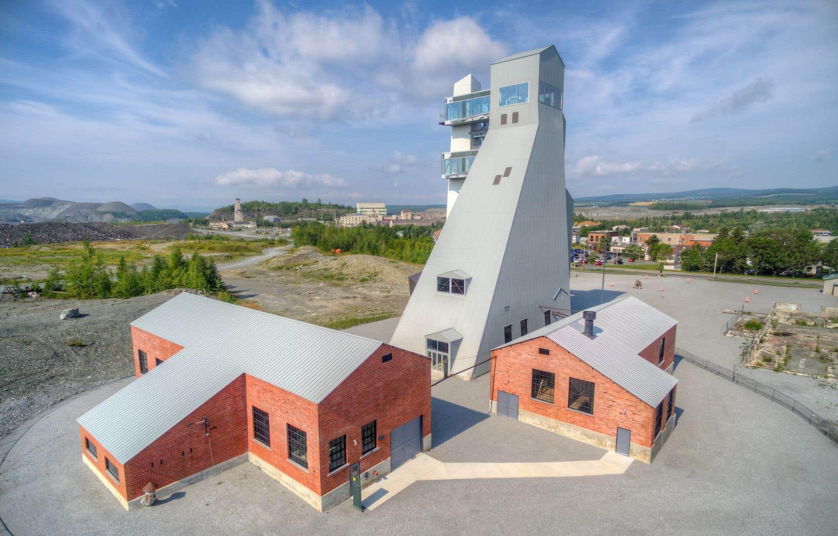 Le Centre historique de la mine King, en plein cœur de Thetford Mines