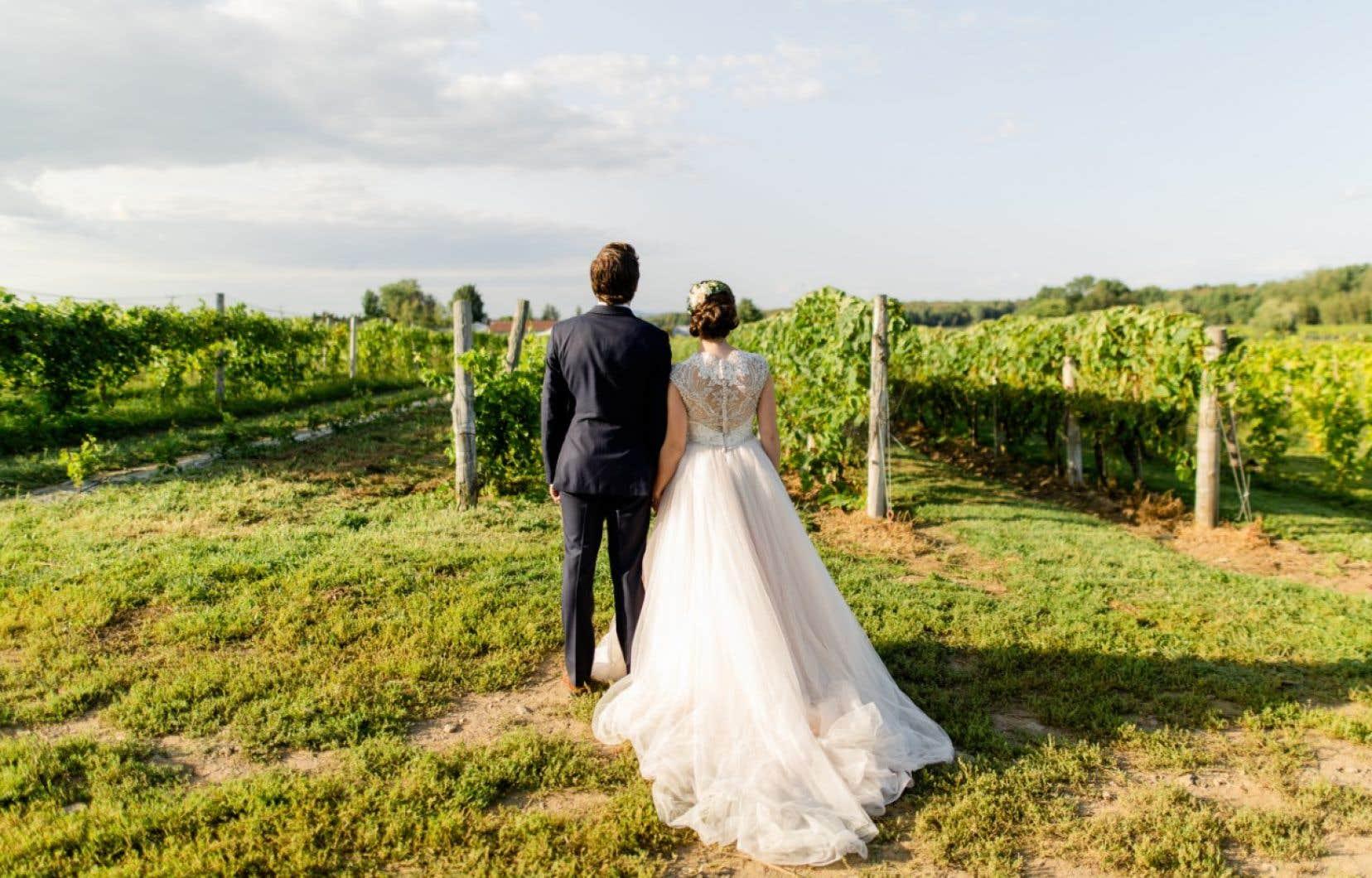 Le nombre de mariages a chuté de près de moitié au Québec entre 2019 et 2020, selon une étude de l'Institut de la statistique du Québec.