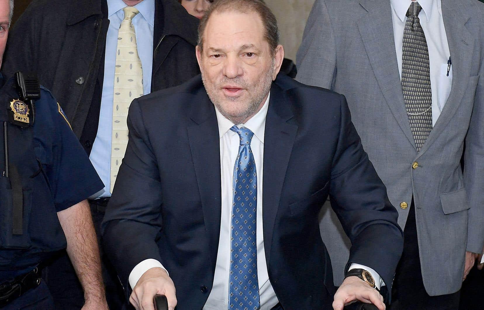 Les accusations de harcèlement et d'agressions sexuelles contre Harvey Weinstein sont sorties au grand jour en 2017.