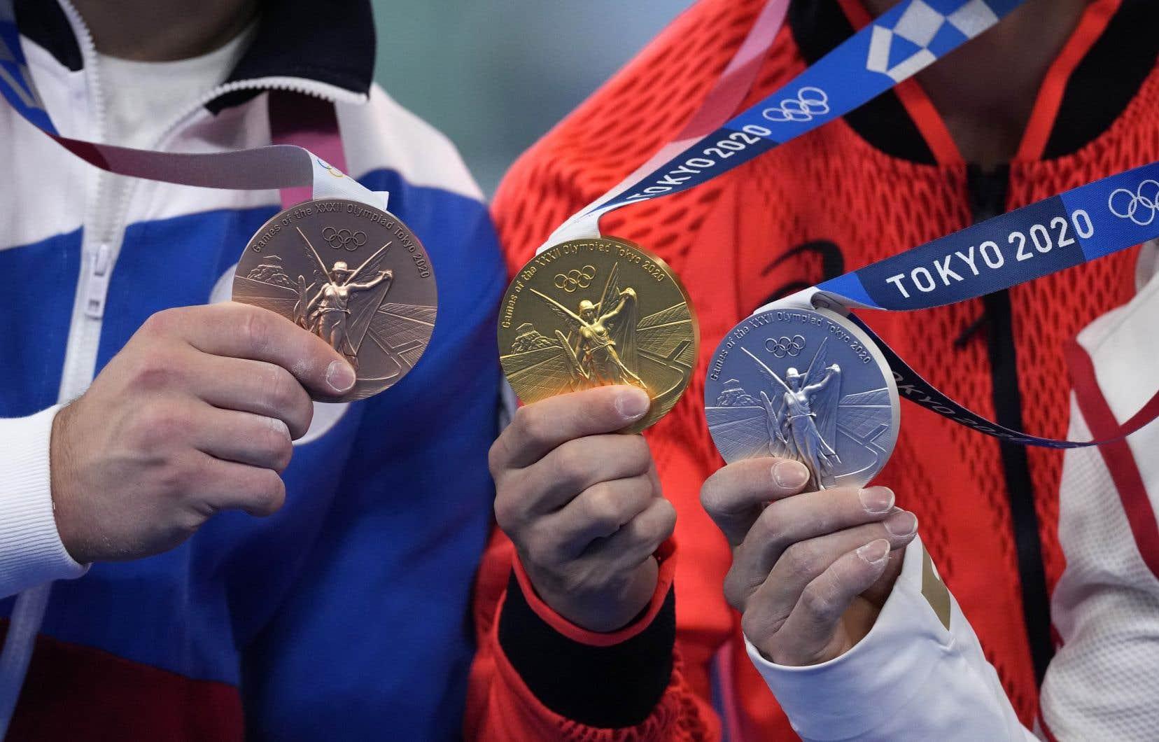 Selon des experts, l'ampleur de la récolte de médailles lors des Jeux passés, la taille de la population et la richesse par habitant permettent de prédire environ 95% des écarts entre les pays au tableau des médailles.