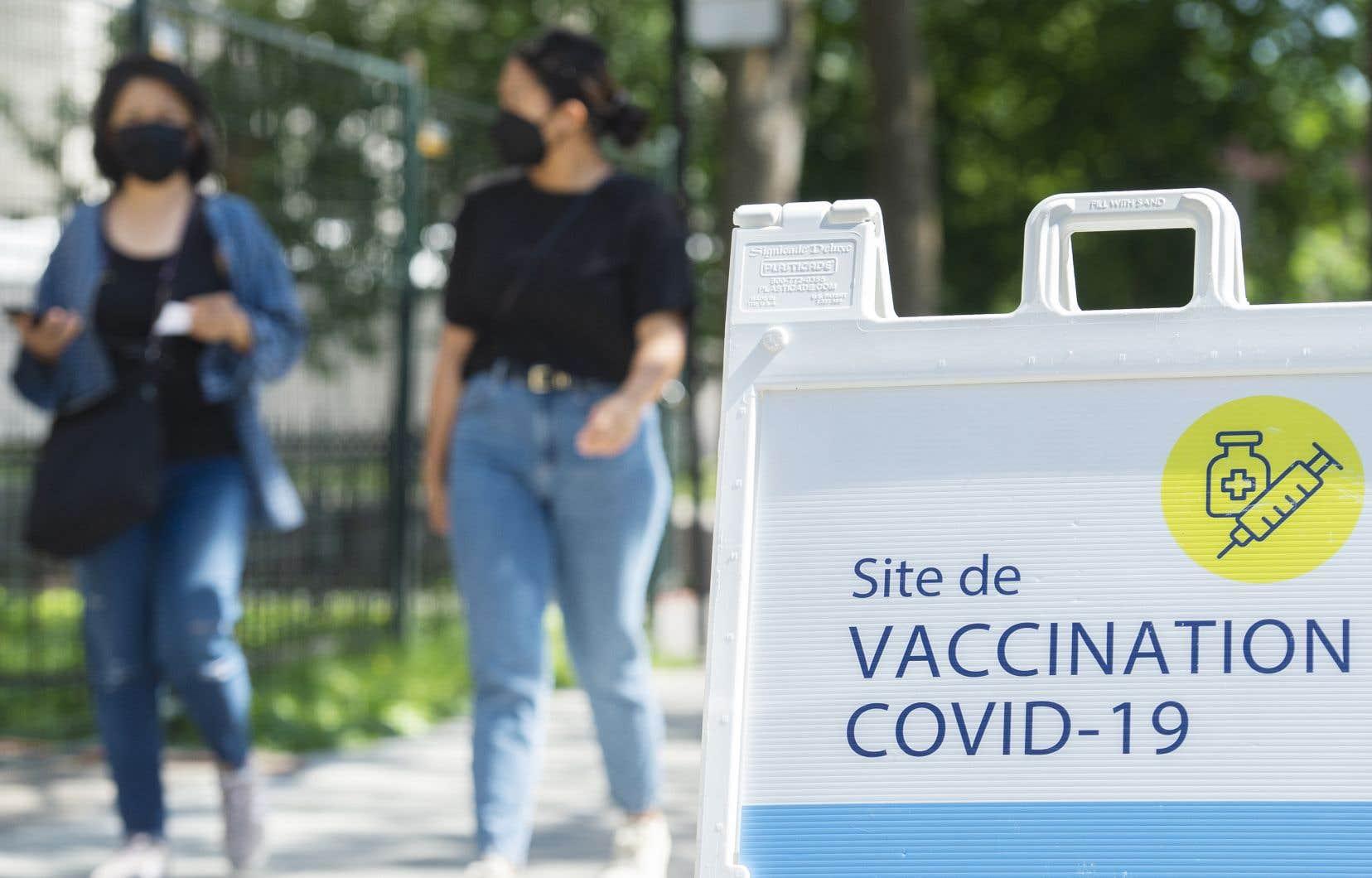 Selon de nouvelles données du ministère de la Santé, 1,2 million de personnes vaccinées sont inscrites au concours.