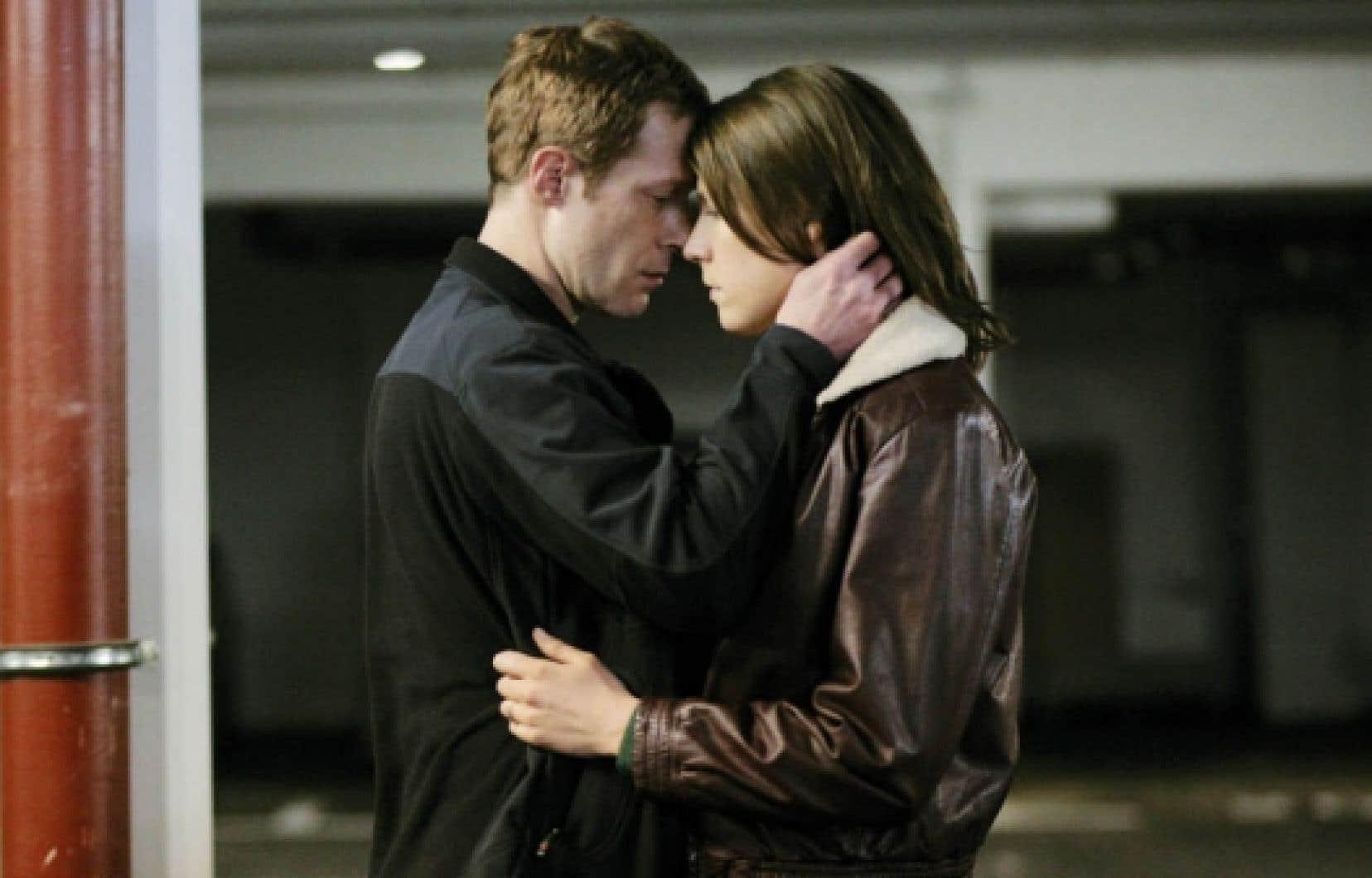 Andreas Lust et Franziska Weisz dans The Robber<br />