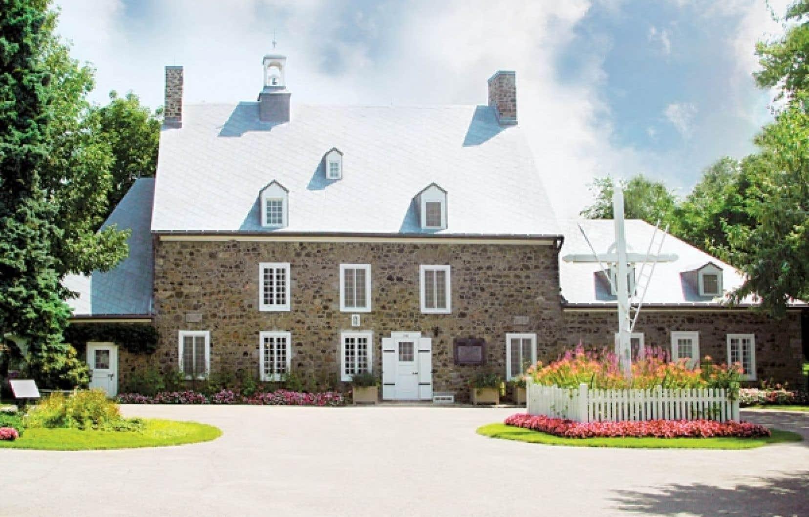 La Maison Saint-Gabriel a été acquise en 1668 par Marguerite Bourgeoys pour y accueillir les Filles du Roy.<br />