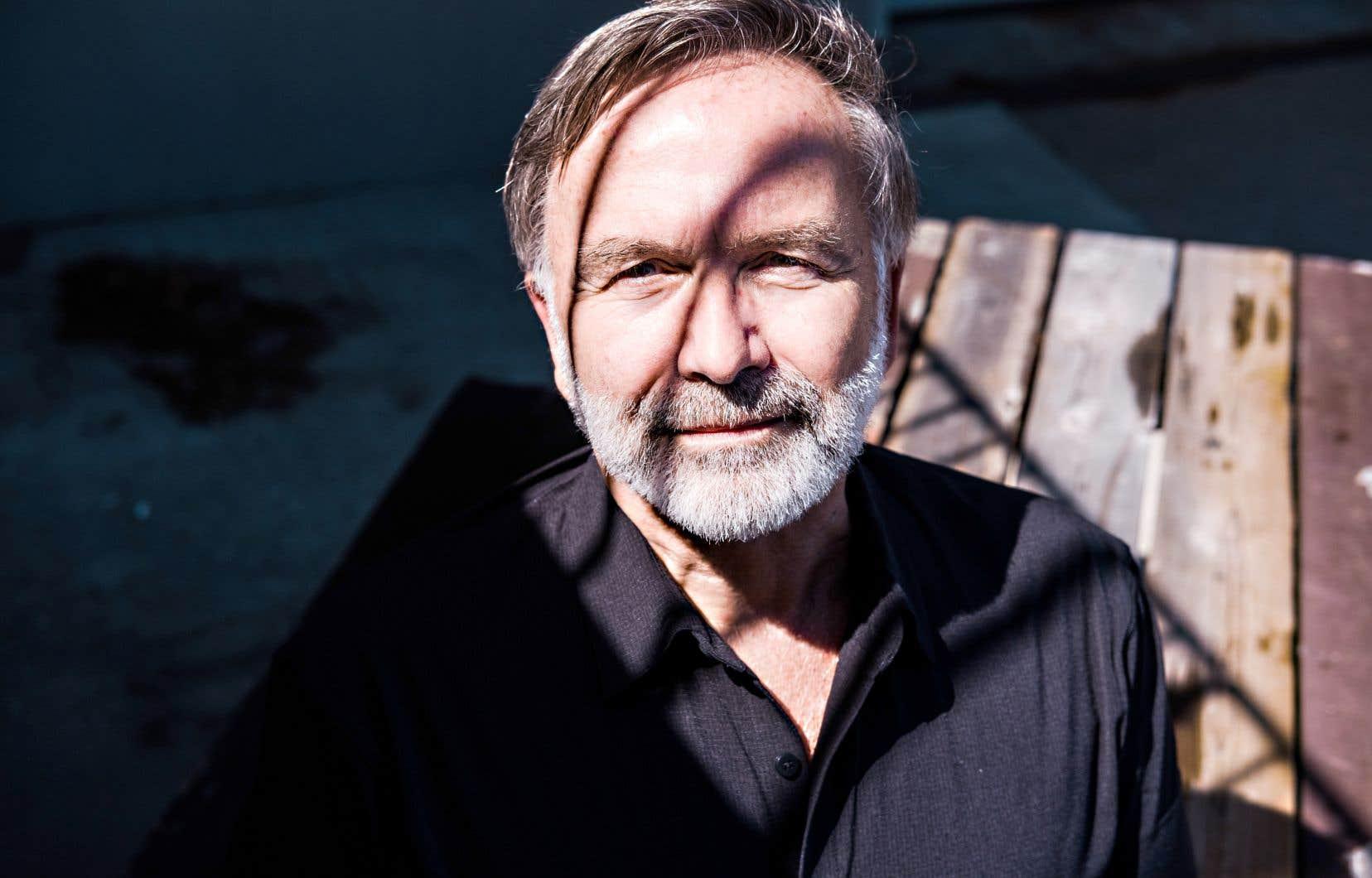 Le président de l'Association québécoise de la douleur chronique, Vincent Raymond