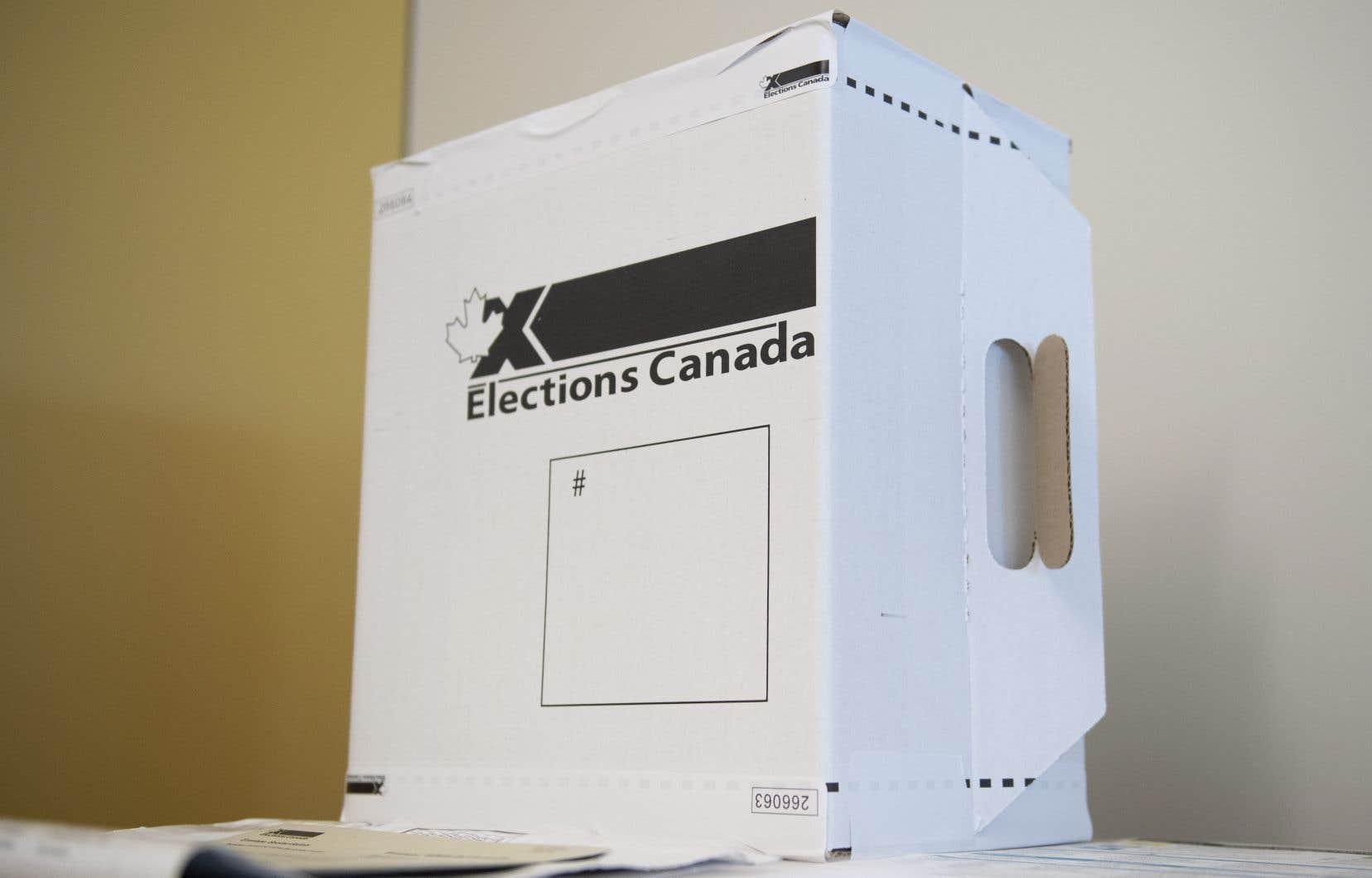 Les électeurs pourraient avoir à aller voter dans des endroits inhabituels ou à aller un peu plus loin pour déposer leur bulletin dans l'urne.