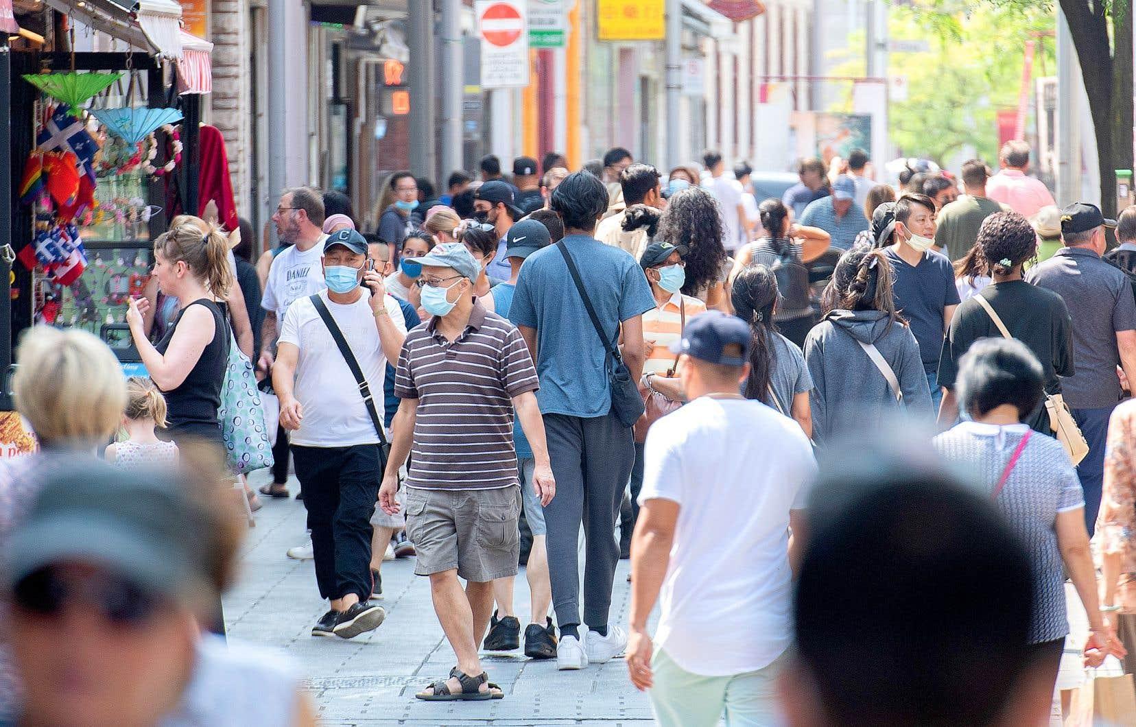Le premier ministre du Québec, François Legault, a annoncé jeudi qu'un passeport vaccinal sera instauré dans la province pour accéder à des services non essentiels.