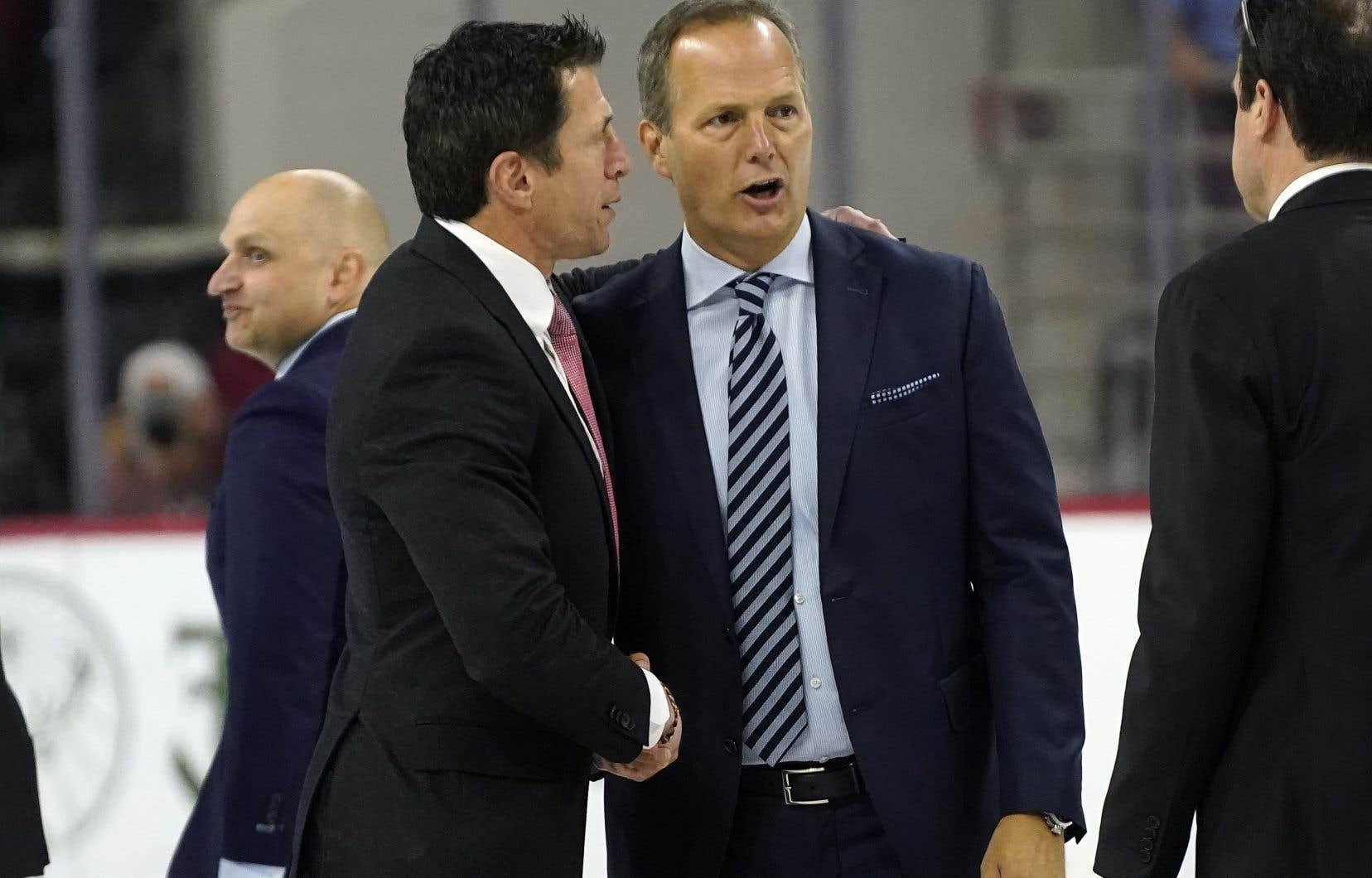 Cooper entamera bientôt sa neuvième saison complète comme entraîneur-chef du Lightning de Tampa Bay, ayant mené l'équipe à deux championnats de la Coupe Stanley consécutifs en 2020 et 2021.
