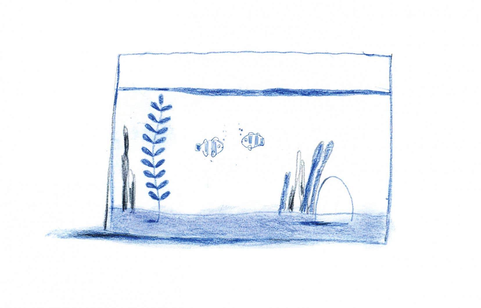 Illustration d'Amélie Dubois tirée du livre «Bagels»