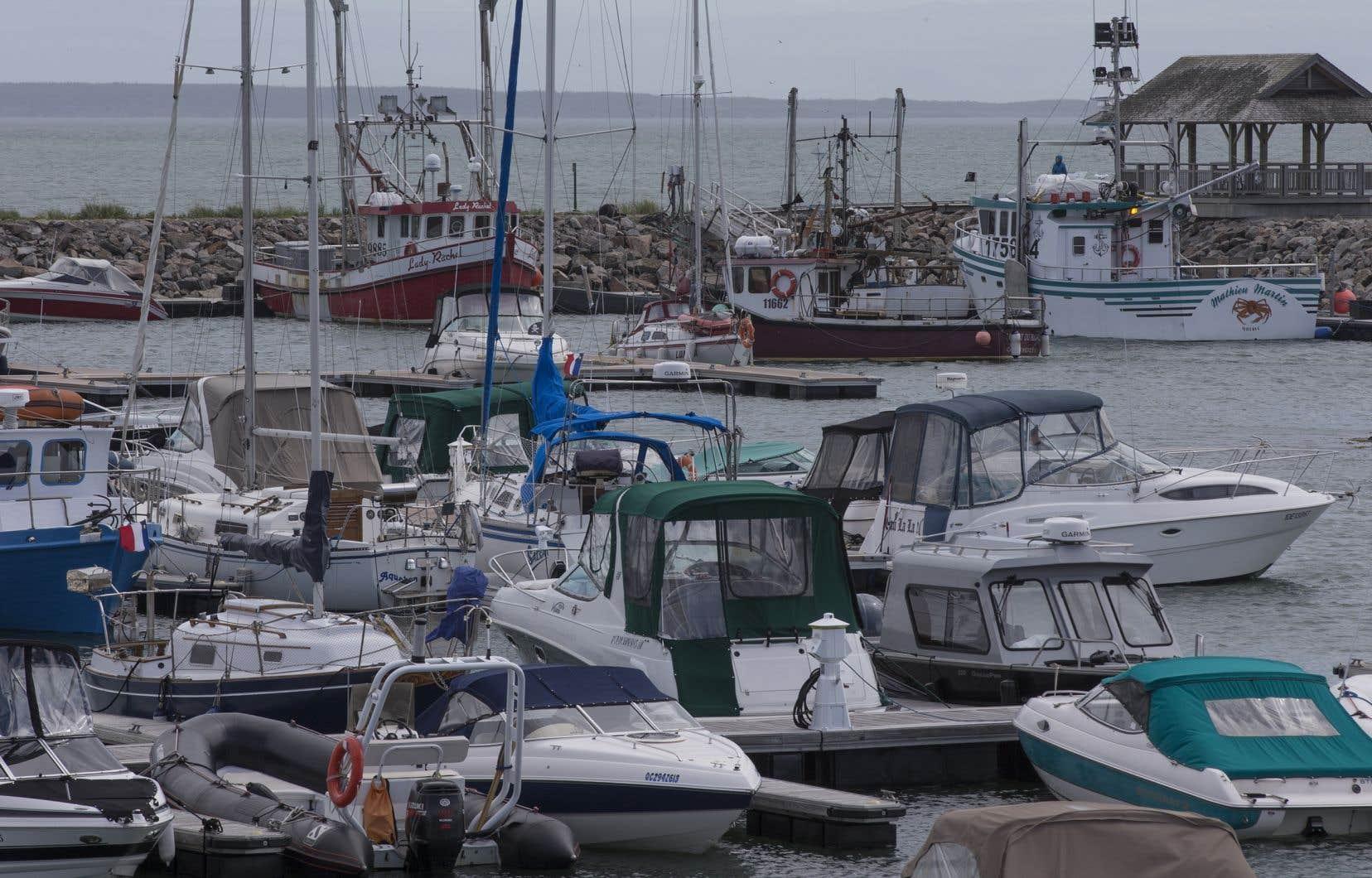 Il ne faut surtout pas faciliter l'accès des plans d'eau publics aux bateaux de plaisance, selon l'auteur.