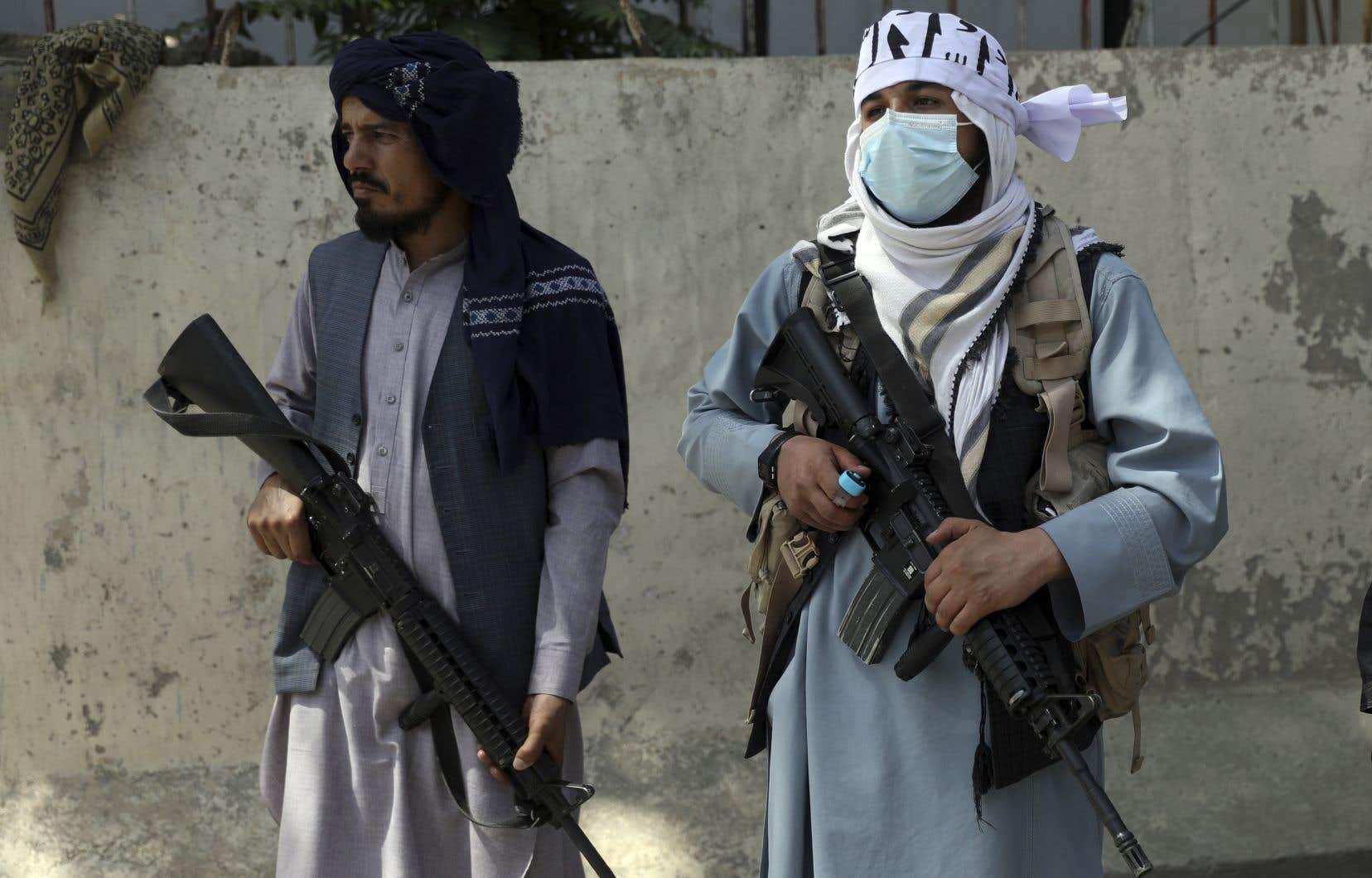 La vie a commencé à reprendre à Kaboul, même si la peur continue à prédominer.
