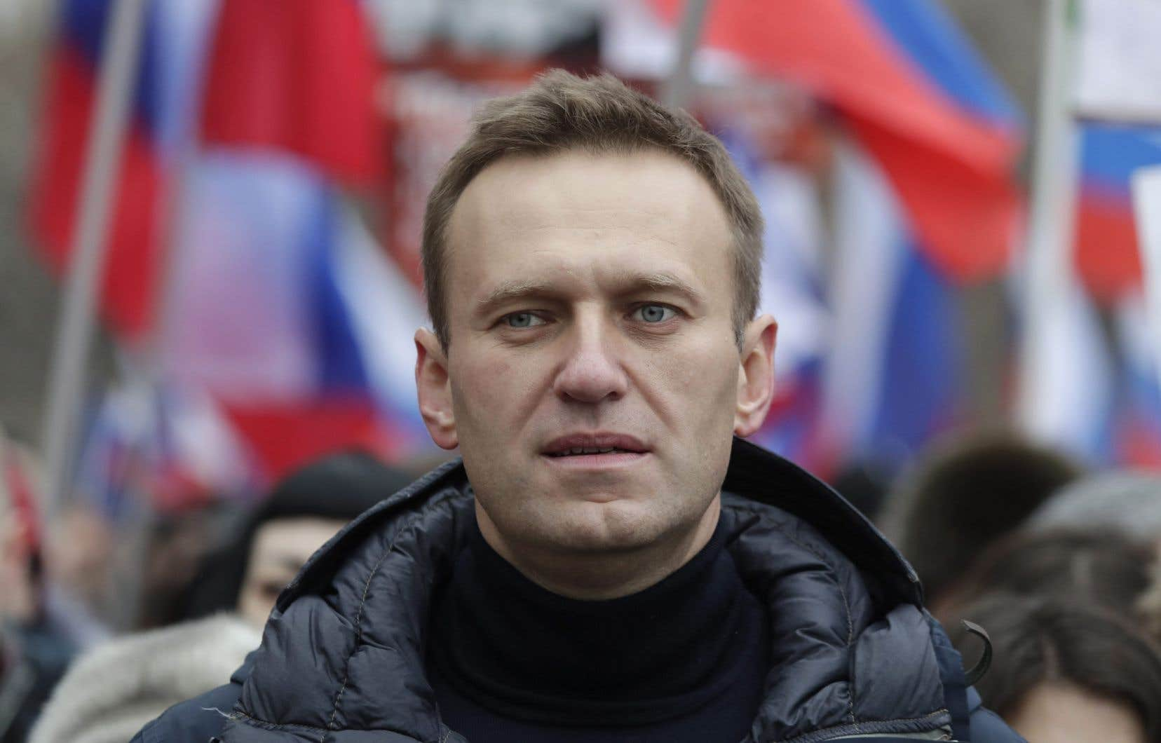 L'opposant Alexeï Navalny, photographié ici en février 2019.