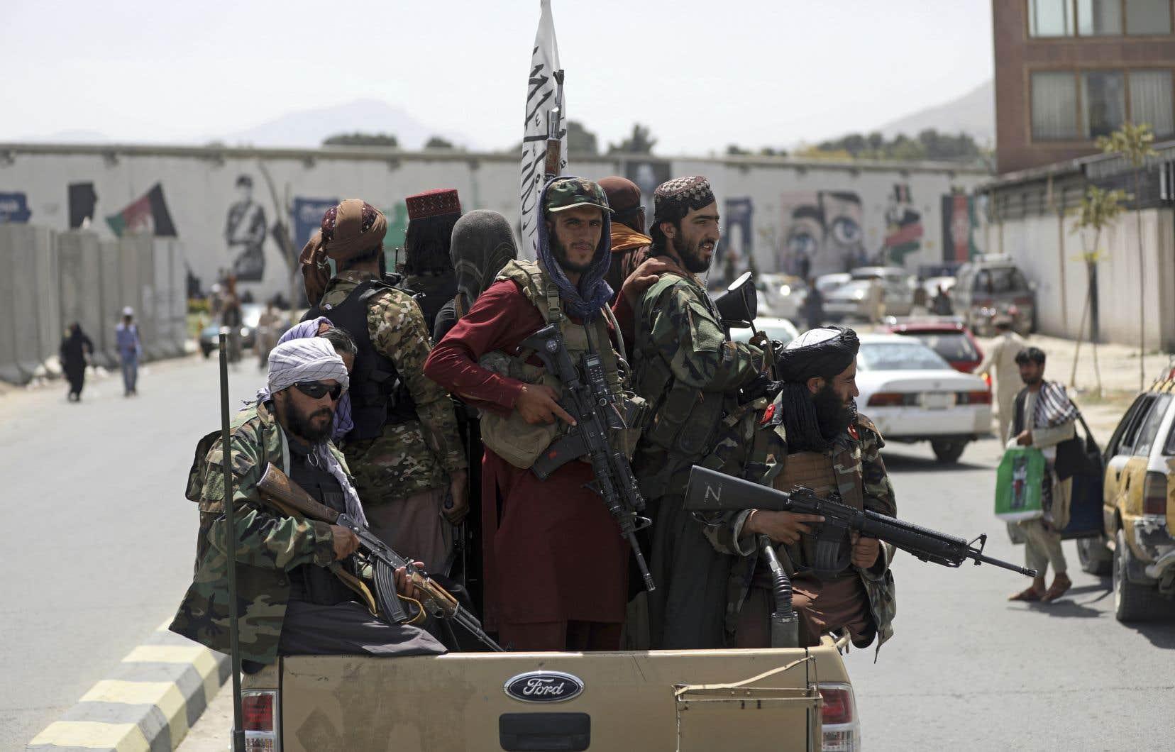 Selon un rapport de l'ONU, les talibans possèdent des «listes prioritaires» de personnes qu'ils veulent arrêter.