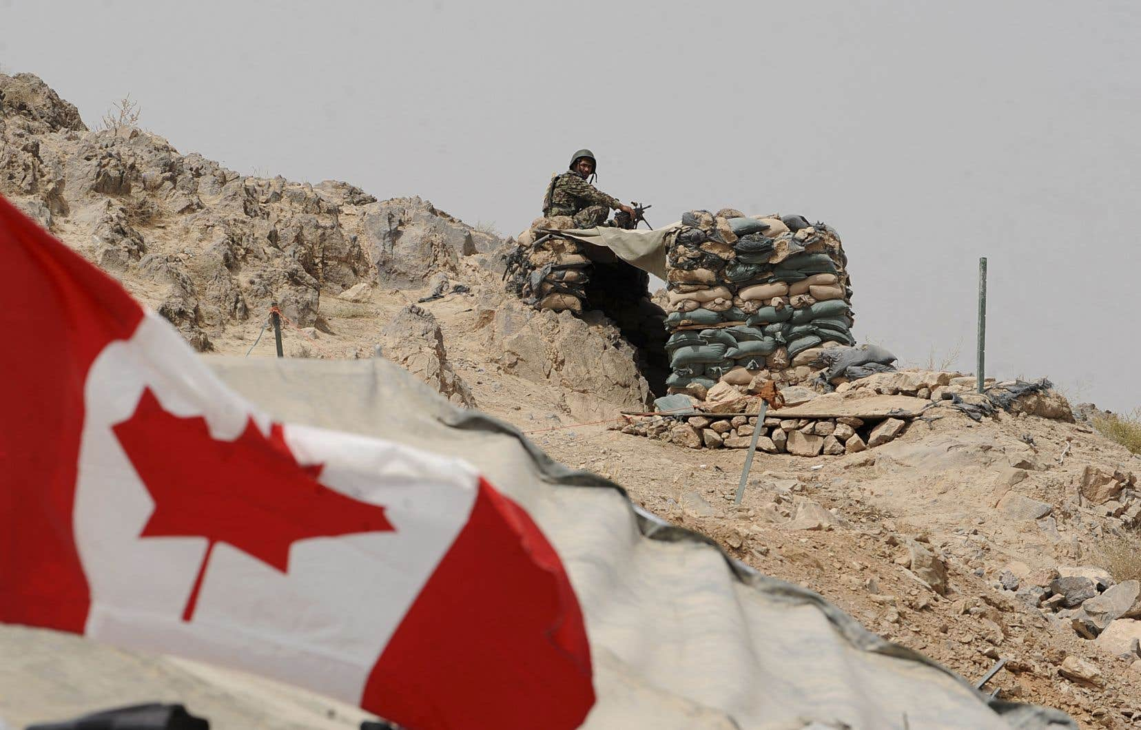 «Le Canada, pendant les vingt ans de la guerre en Afghanistan, a investi 20milliards de dollars et 165 vies humaines pour venir à bout des talibans», indique l'auteur.