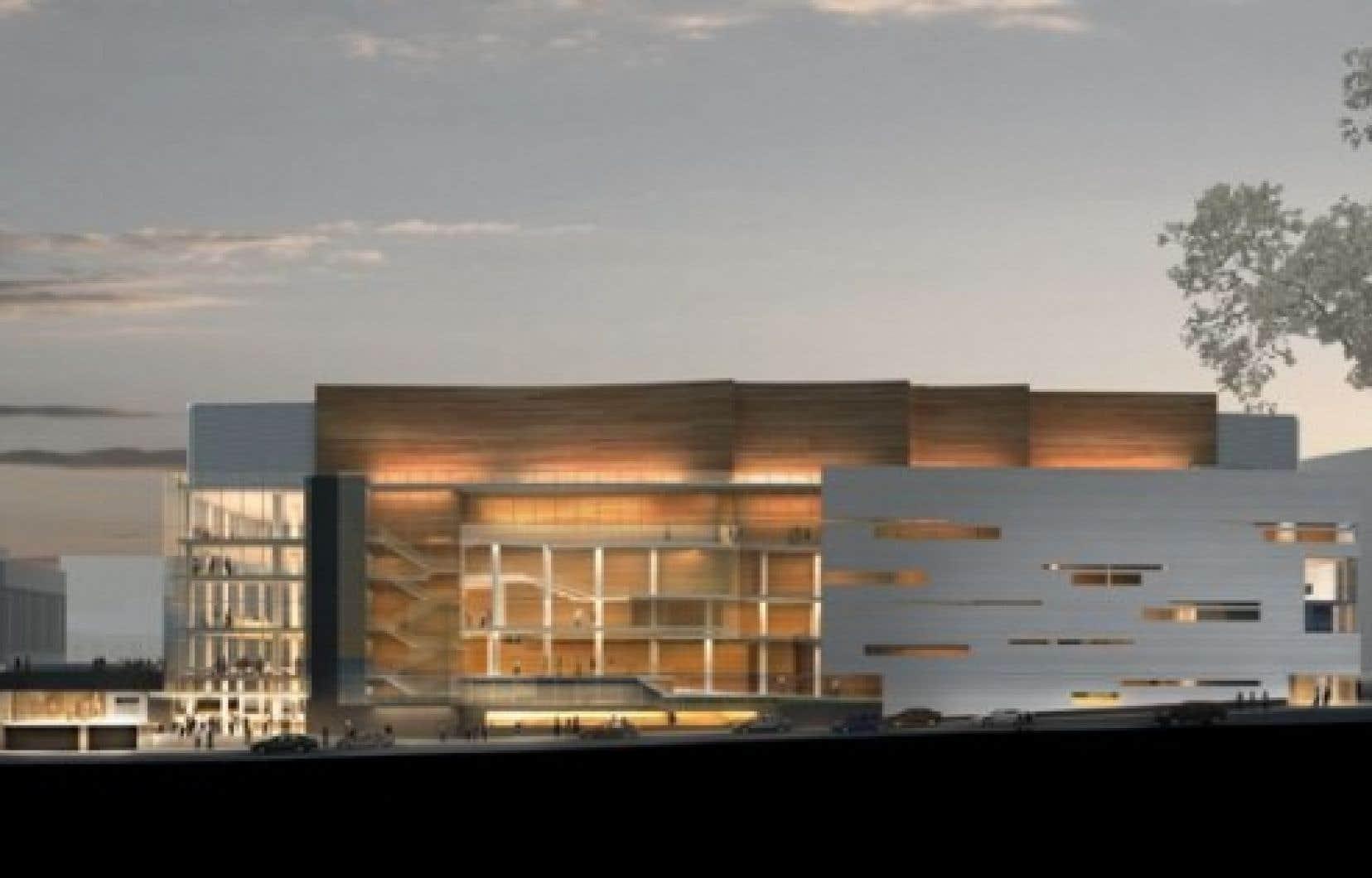 inauguration de la nouvelle salle de l osm la maison symphonique de montr al le devoir. Black Bedroom Furniture Sets. Home Design Ideas