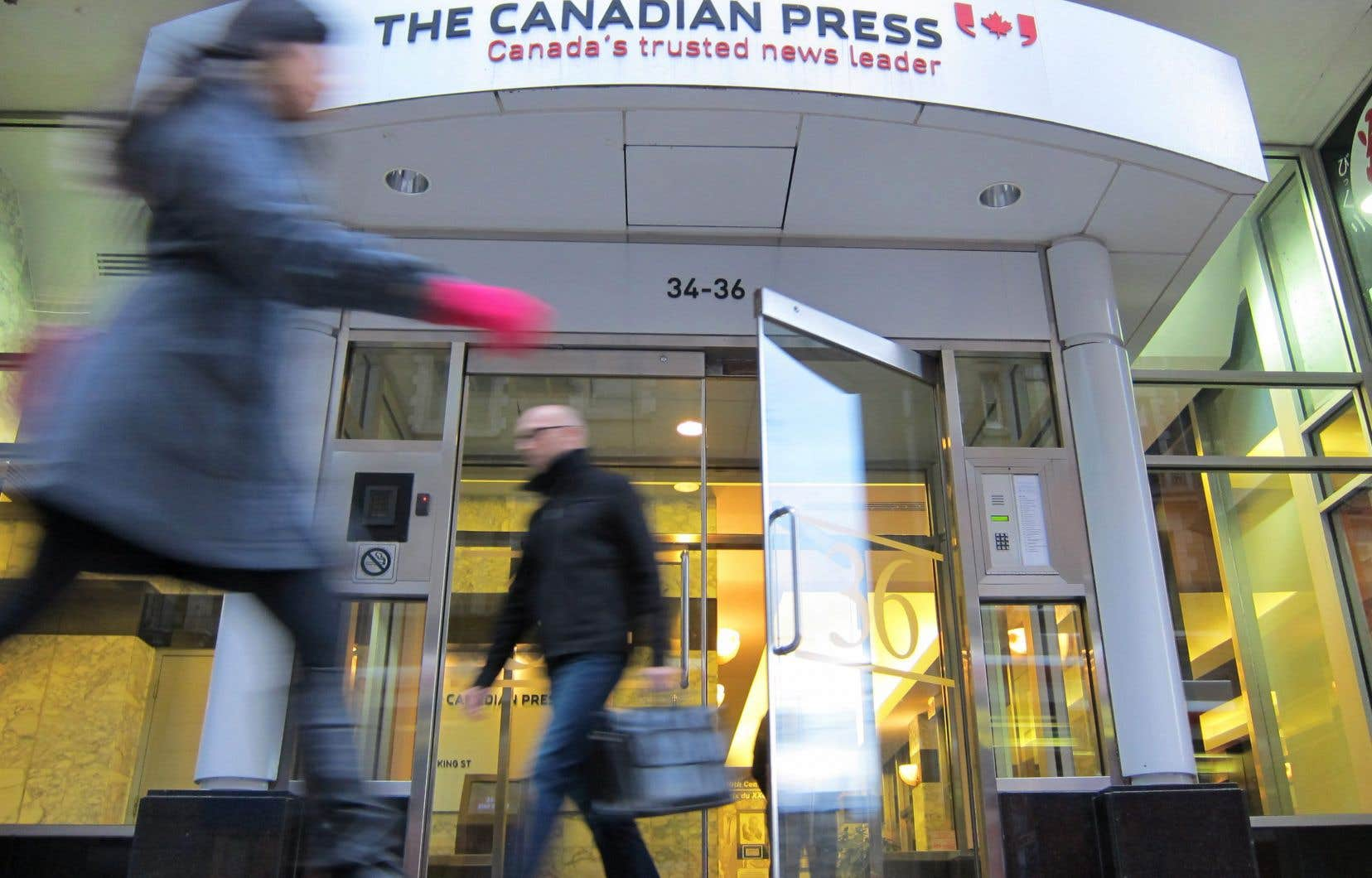 Les employés syndiqués de La Presse canadienne s'impatientent alors que leur convention collective est échue depuis près de deux ans.