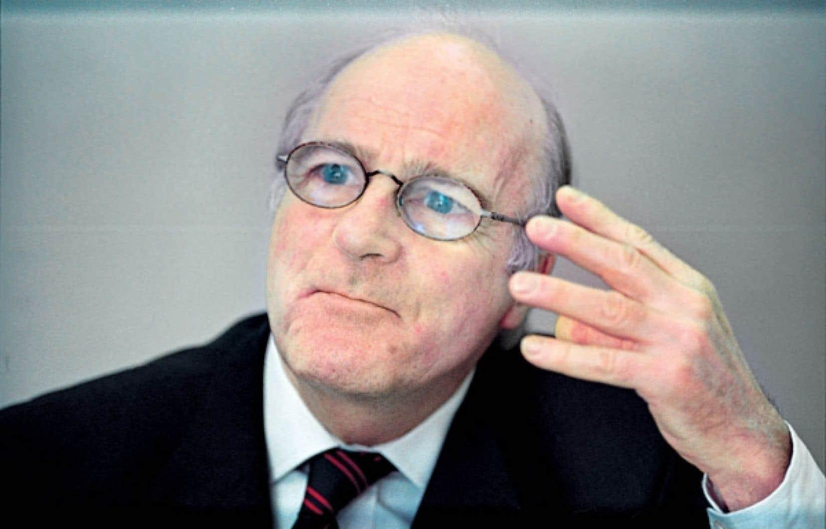 Michel Roy<br />