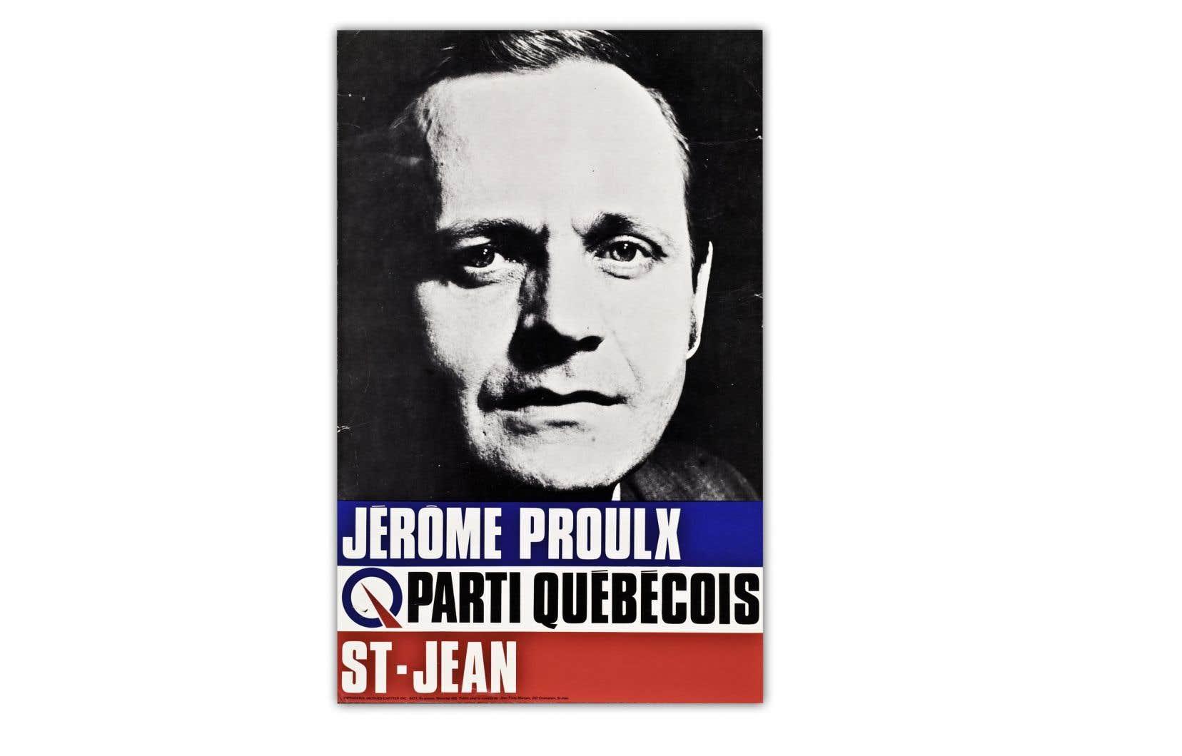 «Tout le monde et son voisin connaissaient Jérôme Proulx dans Saint-Jean», écrit l'auteur.
