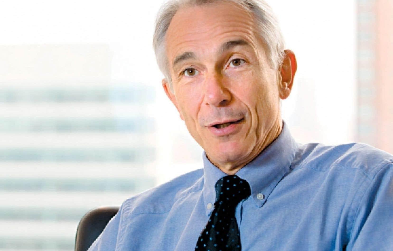 Tony Tyler, président de l'IATA