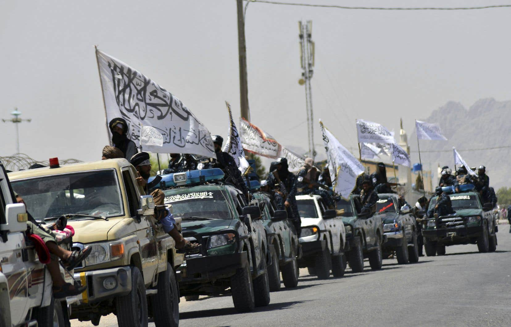 Le choc du départ des Américains couplé au retour sans résistance des talibans n'a fait que précipiter la dégradation du paysage économique.