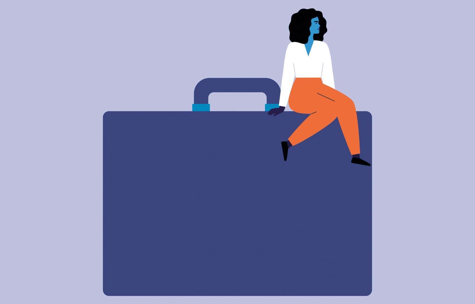 Une dirigeante d'entreprise sur quatre a suffisamment craint pour son entreprise durant la pandémie qu'elle ne pensait pas qu'elle y survive.