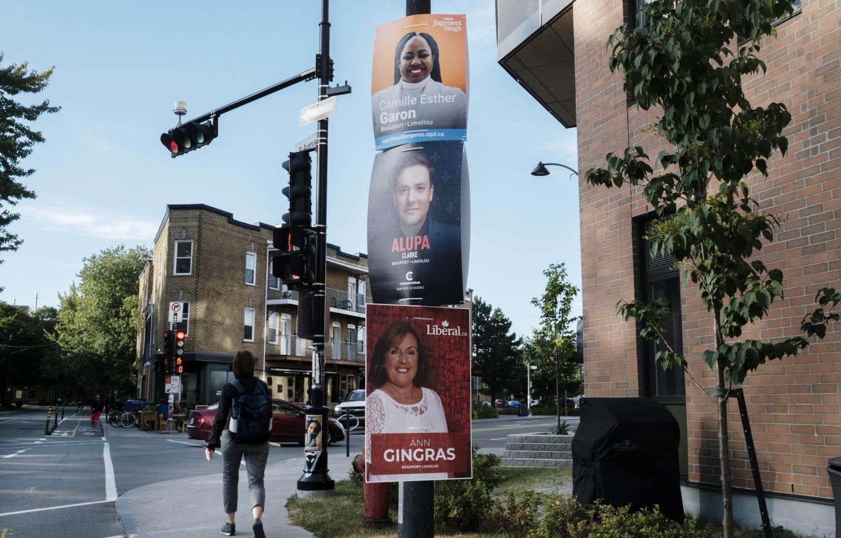 Beauport-Limoilou a été de toutes les vagues ces dernières années. Le parti de Justin Trudeau croit pouvoir y faire un gain cette fois.