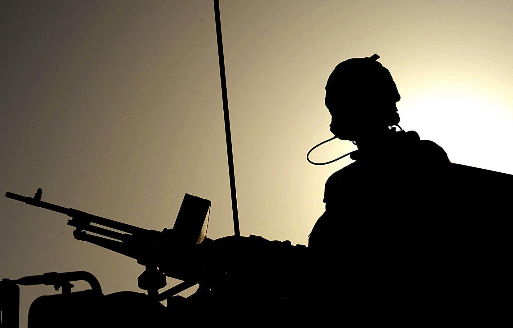 «Je souhaite qu'aucun soldat ne risque sa vie dans des missions n'étant pas constituées pour assurer l'atteinte d'objectifs durables», écrit l'autrice.