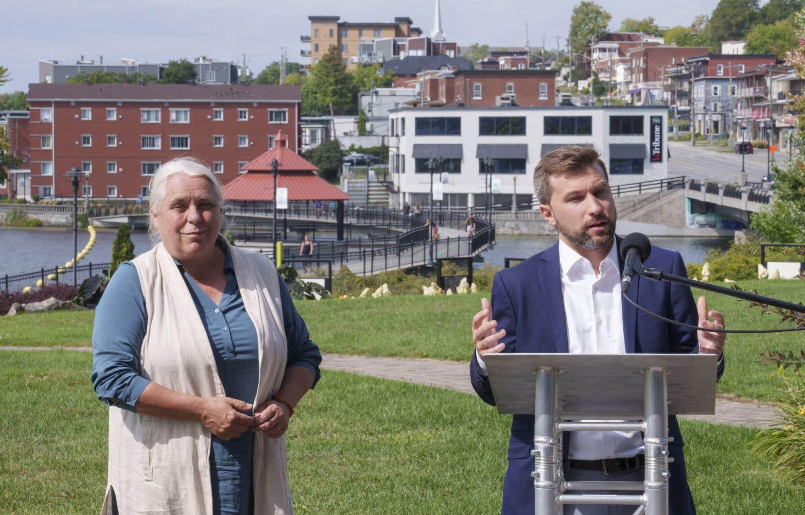 Québec solidaire entend ramener la question environnementale à l'avant-plan, sans toutefois avoir recours à de l'obstruction parlementaire.